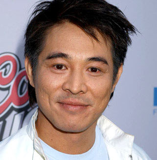 Are you Jackie Chan or Jet Li?jet li 2011